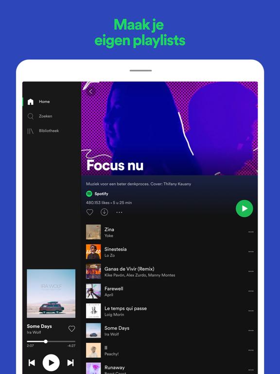 Spotify Ipad Podcast