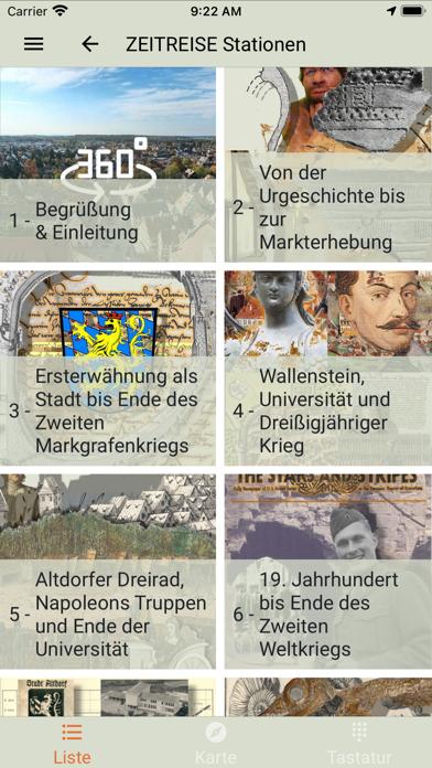 Universitätsmuseum Altdorf screenshot 3