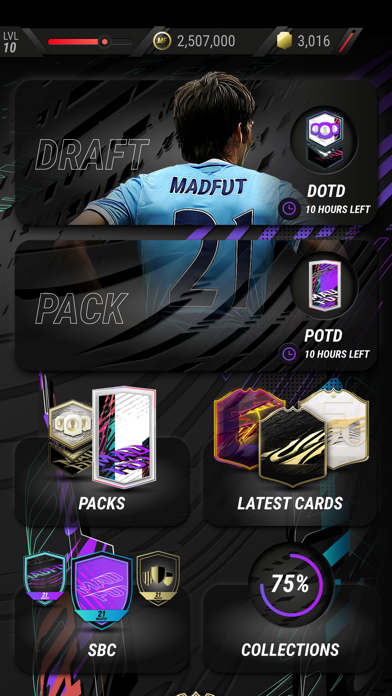 MAD FUT 21 Draft & Pack Opener