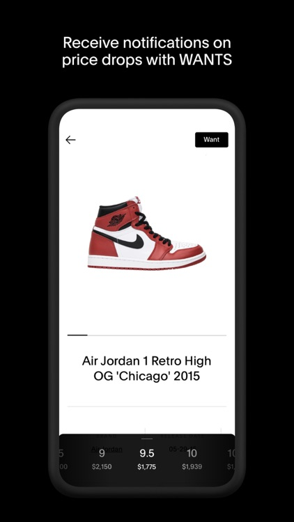 GOAT – Sneakers & Apparel screenshot-7