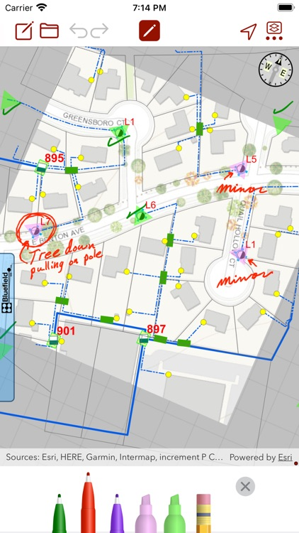 Draw Maps for ArcGIS screenshot-8