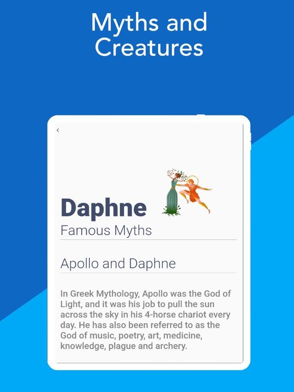 Greek Mythology For Kids screenshot 18