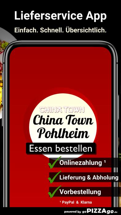China Town Pohlheim screenshot 1