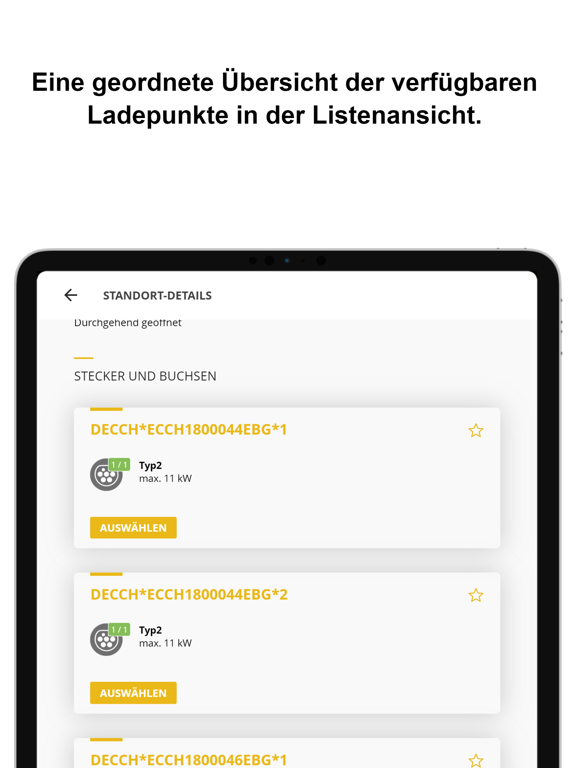 WattExtra LadeApp screenshot 11