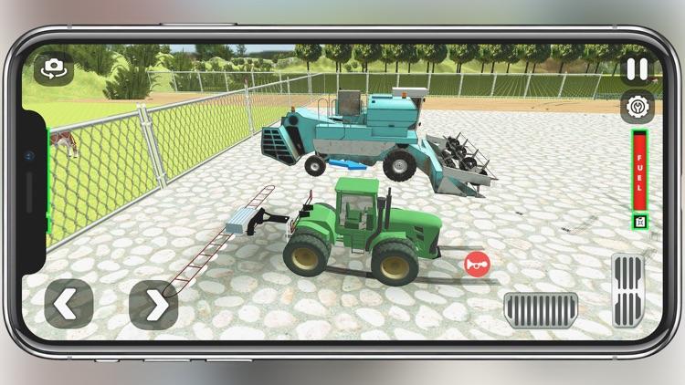 Modern Farming Simulation screenshot-4