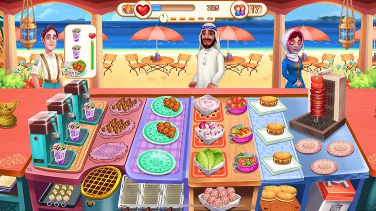 疯狂美食街-放置摆地摊开餐厅游戏 screenshot-5