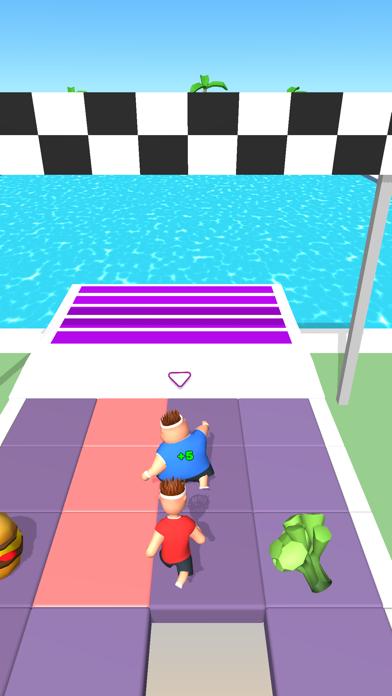 Fast Fatty Run screenshot 3