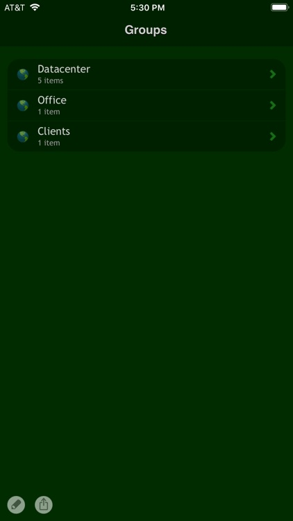 Net Status - Server Monitor screenshot-4