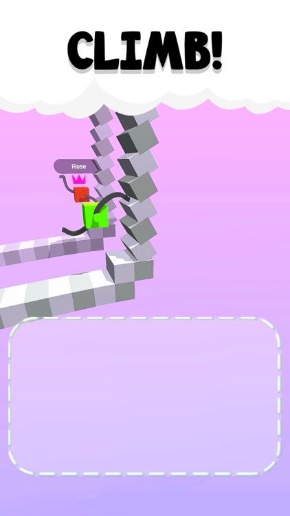 画个腿快跑!- Draw Climber