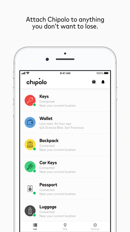 Chipolo – Find Your Everything screenshot-4