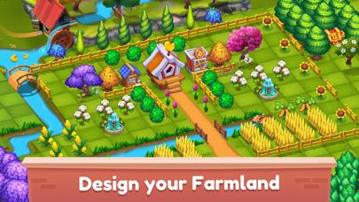 Mingle Farm – Magic Merge Game for windows pc