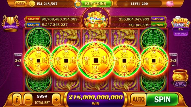 Golden Casino - Vegas Slots screenshot-5