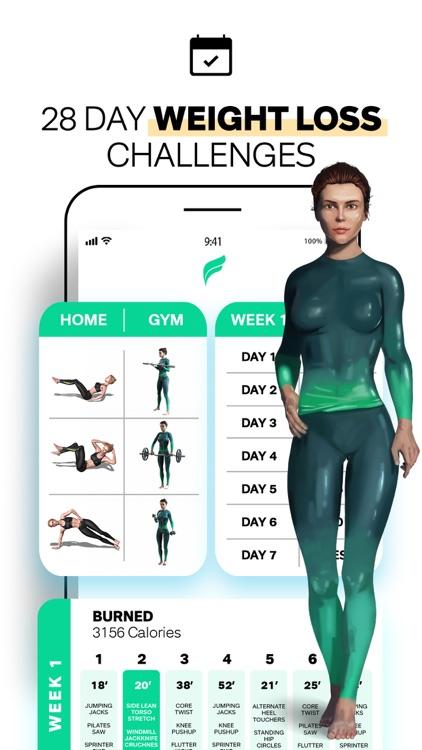 Fitonomy: Weight Loss at Home