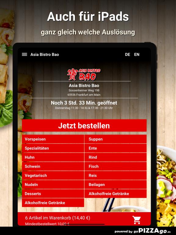 Bistro Bao Frankfurt am Main screenshot 8