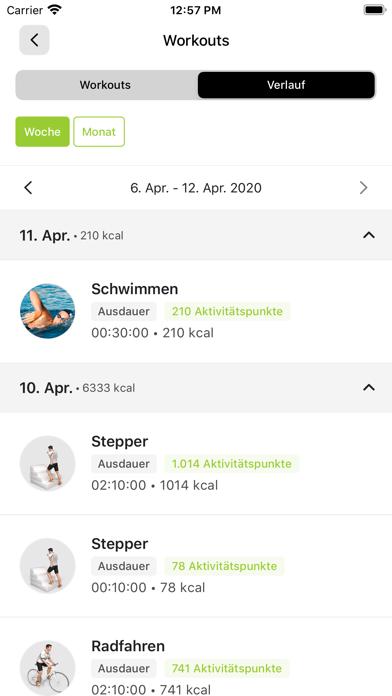 revital FitnessclubScreenshot von 8