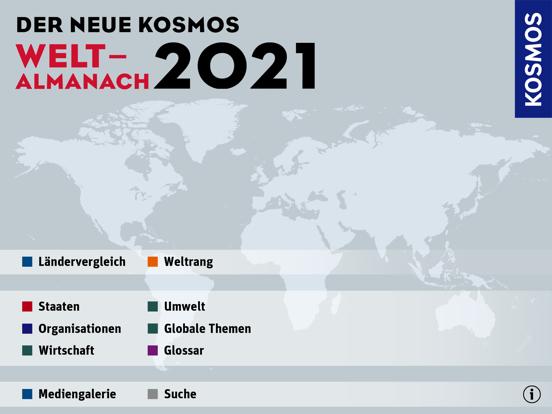 KOSMOS Welt-Almanach 2021 screenshot 11