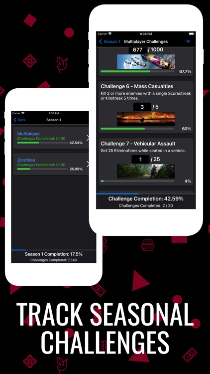 Cold War Camo Tracker screenshot-6