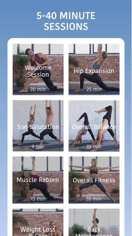 Yoga Workout Classes for Home screenshot-3