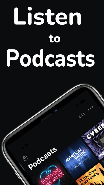 Pods- Podcast Player