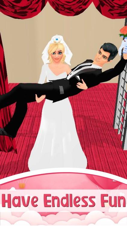 Wedding Rush 3D! screenshot-5