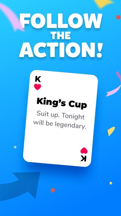 King's Cup Game screenshot-3