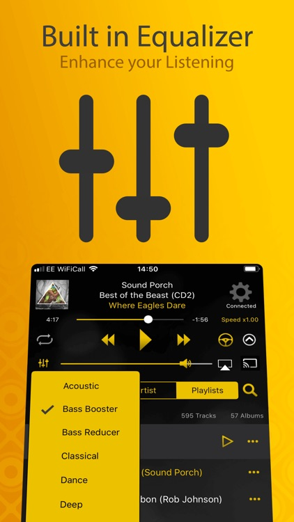 MusicStreamer Lite screenshot-6