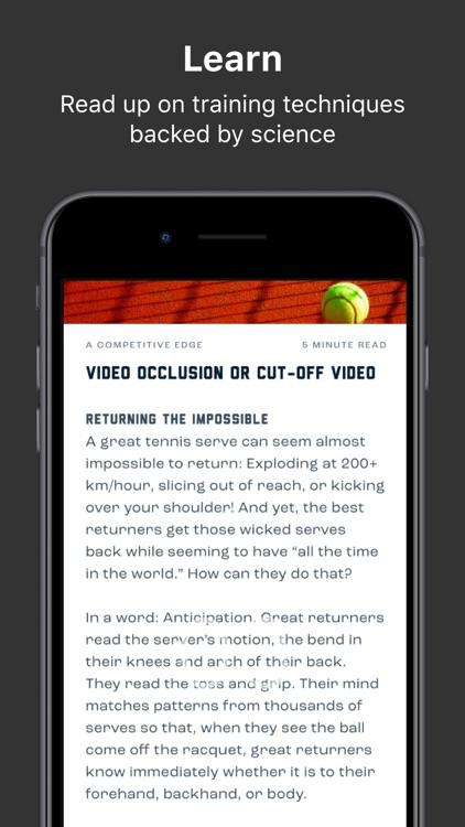 gS Tennis-IQ screenshot-3