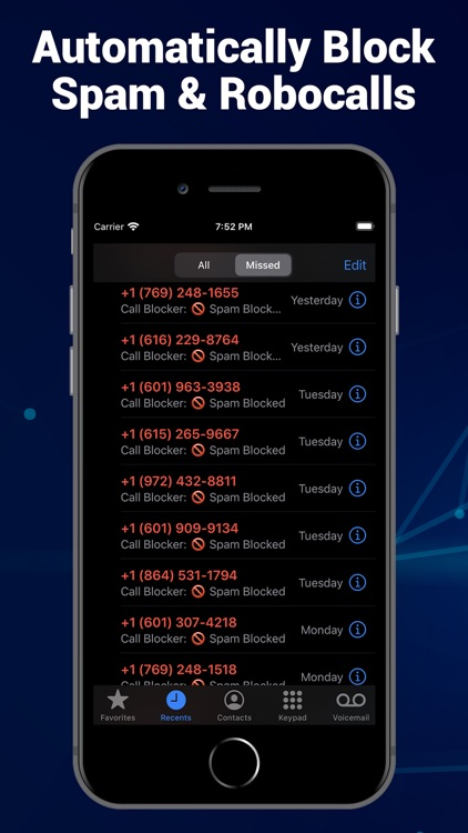 Robot Call Blocker screenshot-4