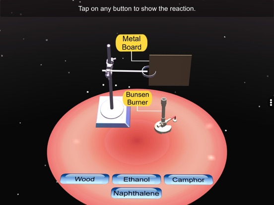 Combustion of Carbon Compounds screenshot 10