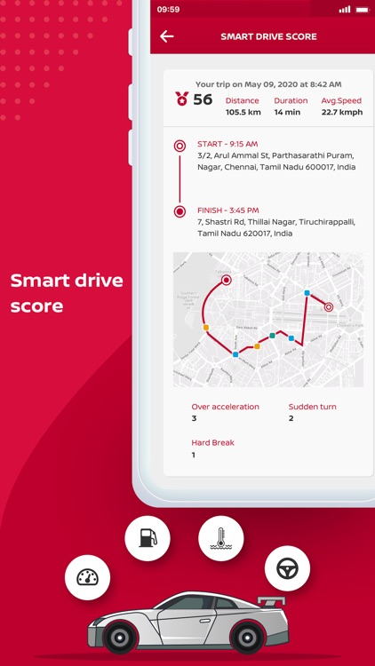 NissanConnect screenshot-4