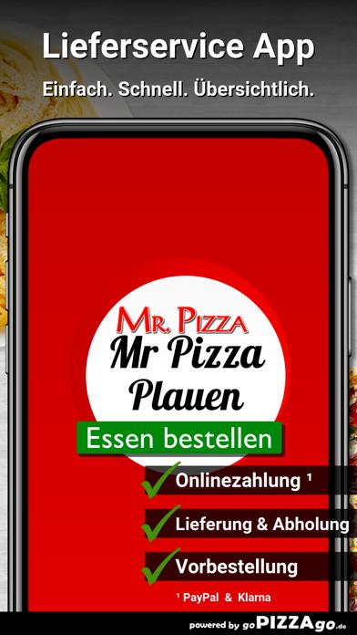 Mr. Pizza Plauen screenshot 1