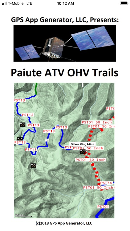 Paiute ATV OHV Trails