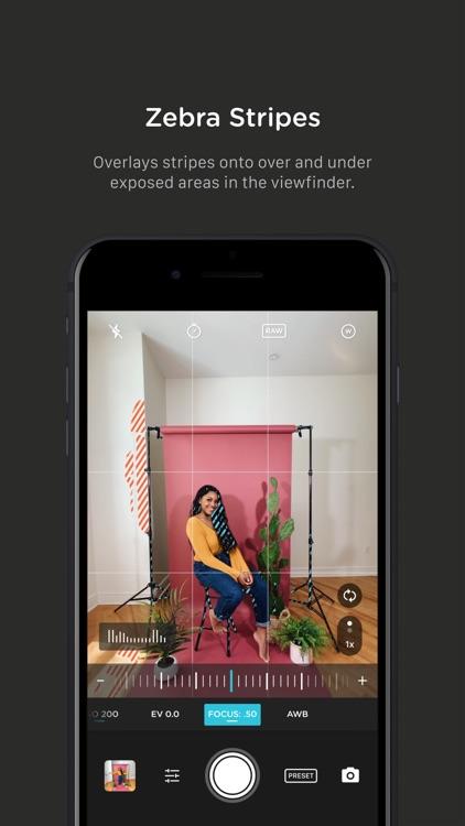 Pro Camera by Moment screenshot-3