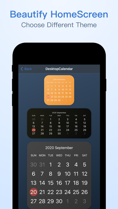 OneWidget - Widgets in One App screenshot #5