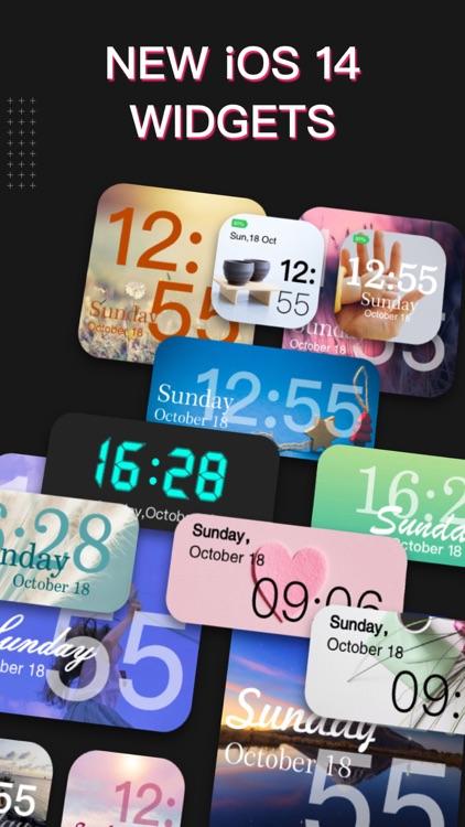 Widgets X - Color Home Screen