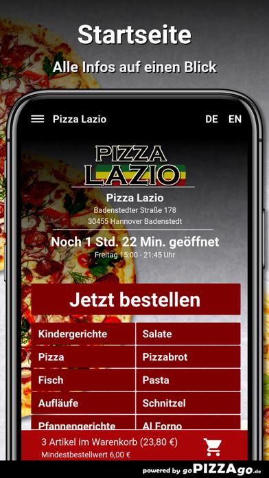 Lazio Hannover Badenstedt screenshot 2