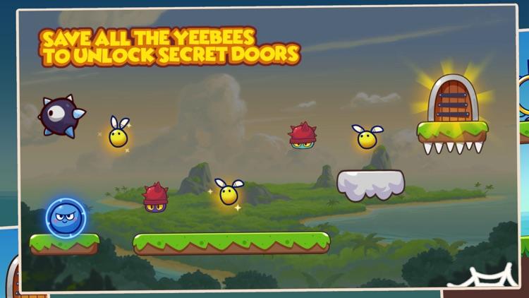 Super Ball Jump: Adventures screenshot-5