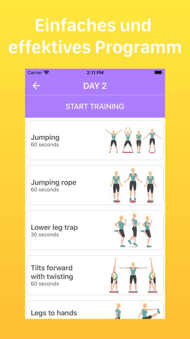 Teilung in 30 Tagen - DehnenScreenshot von 3