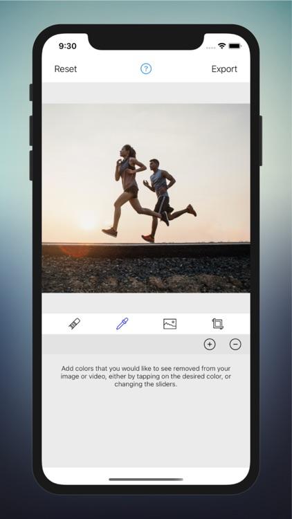 ChromaVlend - Photos & Videos screenshot-6