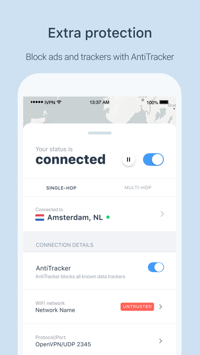 Download IVPN - Secure VPN for Privacy for Android
