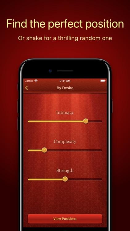 iKamasutra® Sex Position Guide screenshot-3