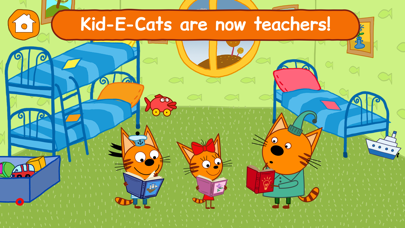 Screen Shot Kid-E-Cats: Little Kids Games! 0