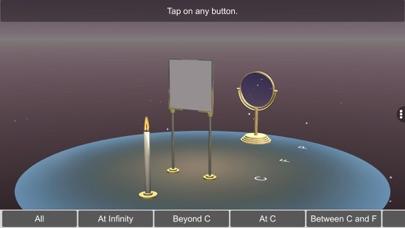 Concave mirror properties screenshot 6