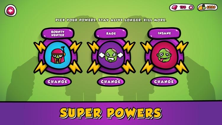 Guns & Zombies screenshot-5