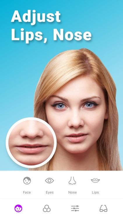 Beauty Editor Plus Face Makeup screenshot-5