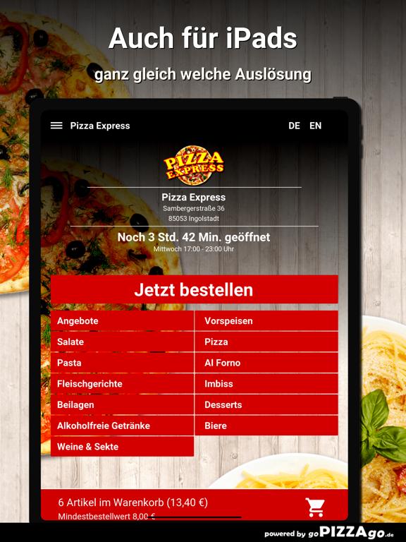 Pizza Express Ingolstadt screenshot 7