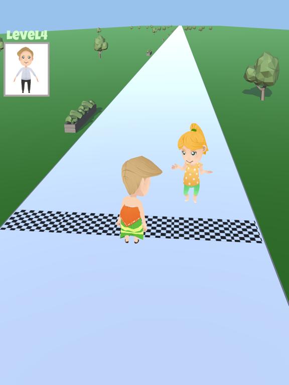 Dress Up Run screenshot 4