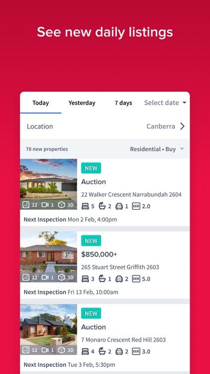 Allhomes Real Estate screenshot-7