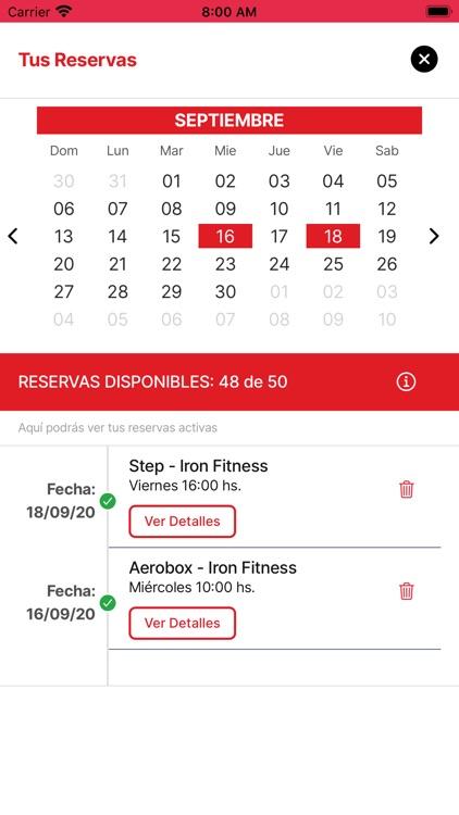 Mad Fitness screenshot-7