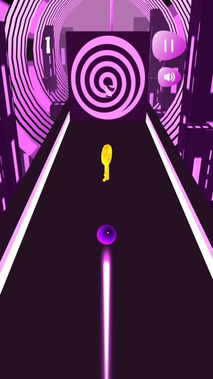 Trippy Ball 3D - EDM Rush
